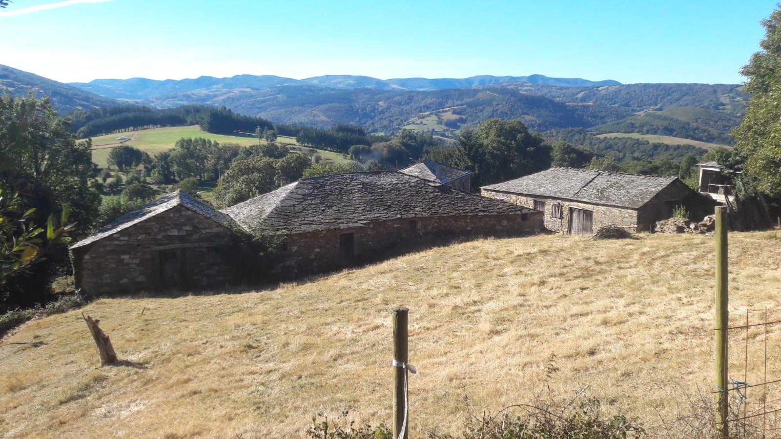 34095 – Casa para reformar en Becerreá en venta