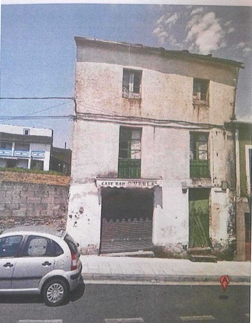 35292 – Piso para rehabilitar en Estrada Vella de Santiago