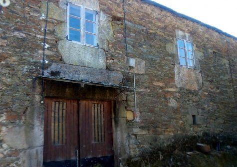35454 – Casa a reformar en Baralla