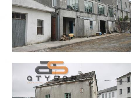 36813 – Casa Ideal para negocio en O Cádavo