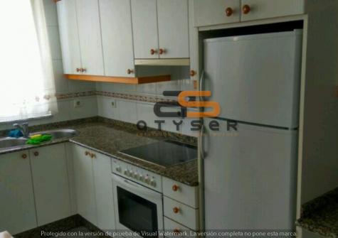 37023 – Campos Novos, apartamento alquiler