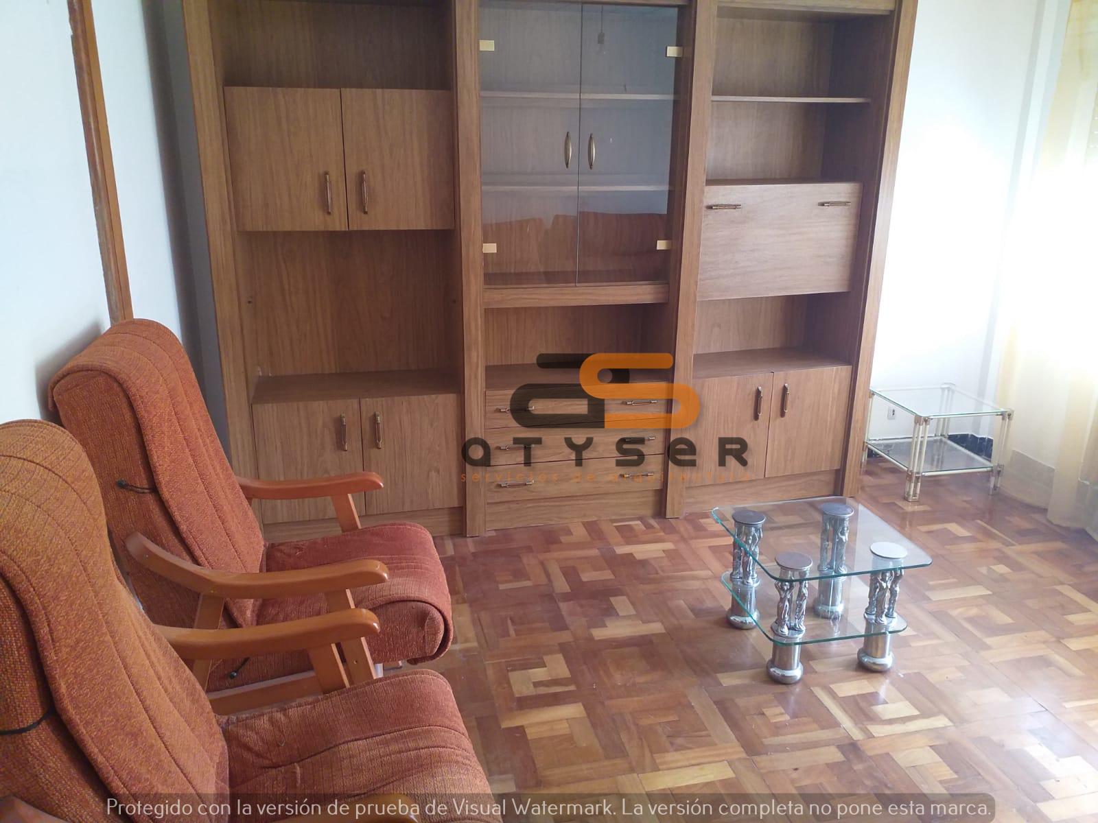 37675- Apartamento apto para estudiantes muy céntrico Lugo