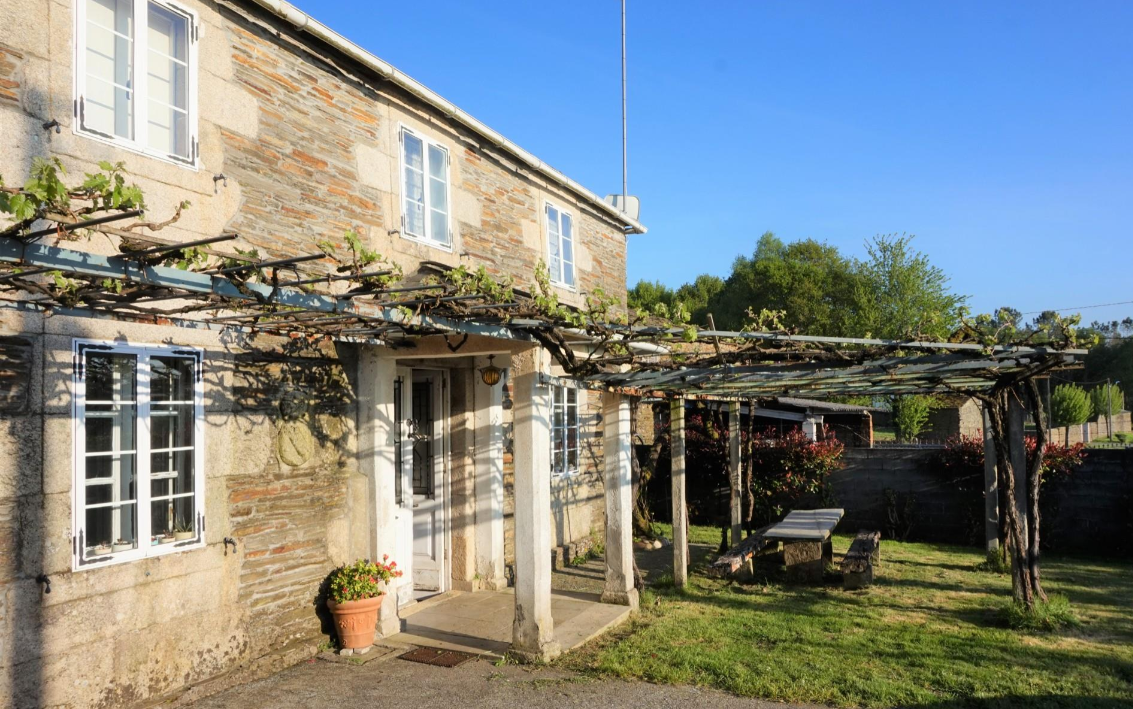 37793- Casa en carretera de Sonarino Parroquias Rurales