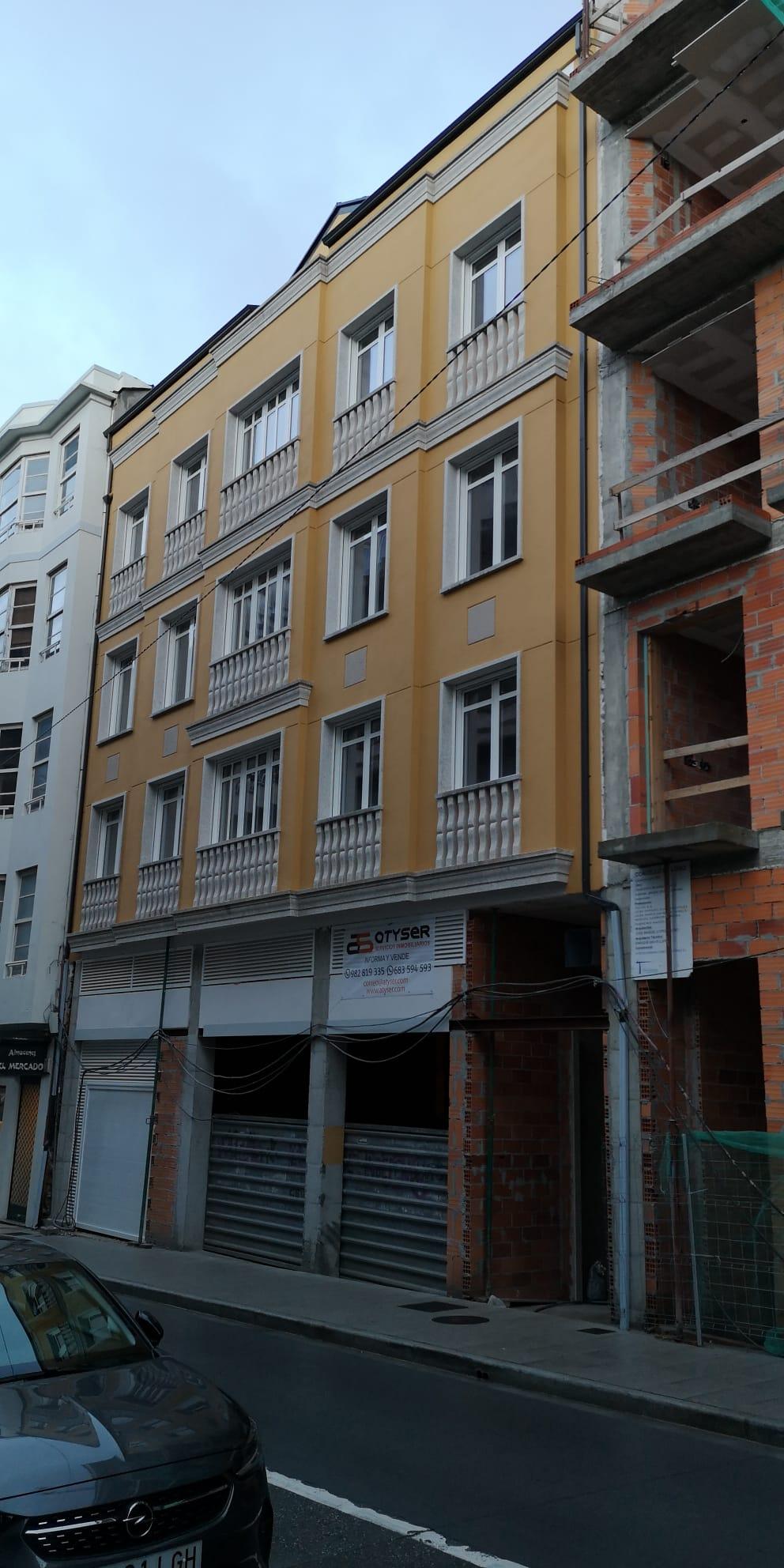 37701- Promoción de apartamentos en el centro de Lugo